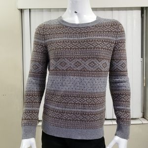 VTG Levi's Knitted Pattern Sweater